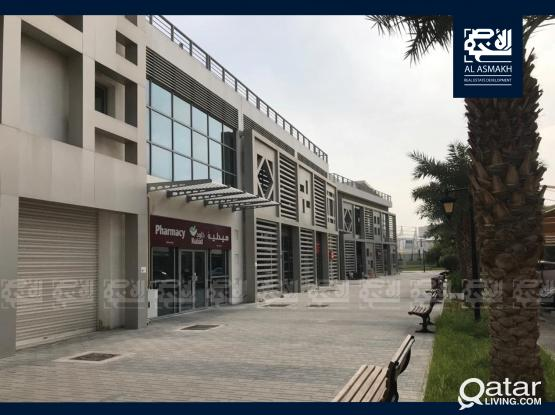 Brand new Shop, Barwa City in Mesaimeer (MCY-FIRST)