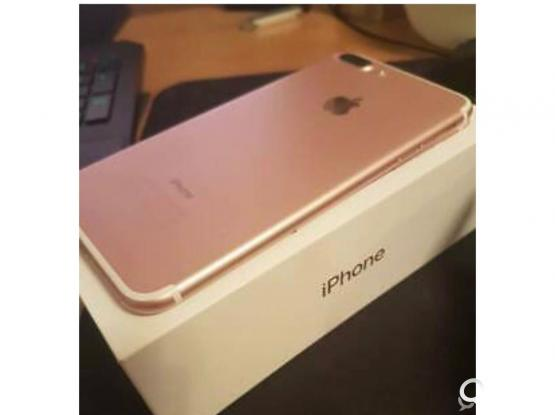 iPhone 7 plus Rose Gold Perfect Condition  128GB