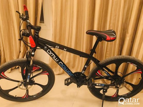 Brand new bicycle for urgent sale