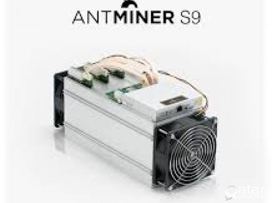 Antminer S9 bulk sale (9 units)