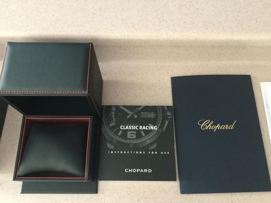 Chopard Grand Prix de Monaco Historique 2016 Race Edition Chronograph