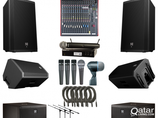 DJ SOUND SYSTEM FOR RENT 66161269