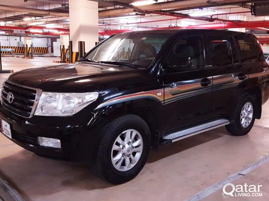 Toyota Land Cruiser GX 2008