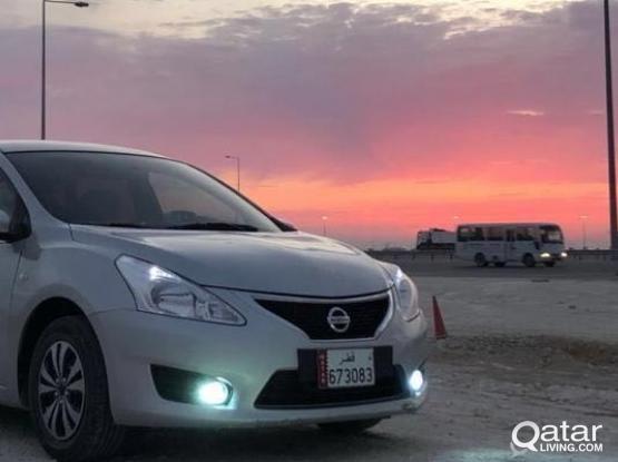 Nissan Tiida 1.6L 2015