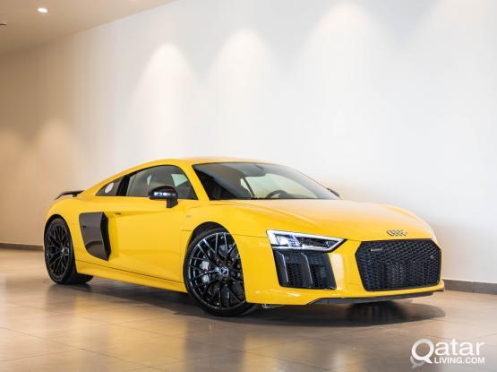 Audi R8 Quattro 2017