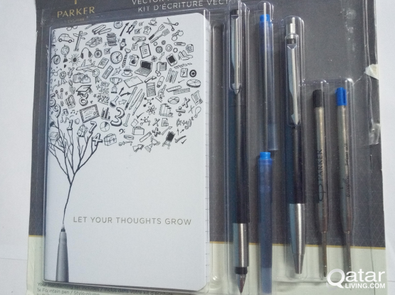 new PARKER collection from JARIR