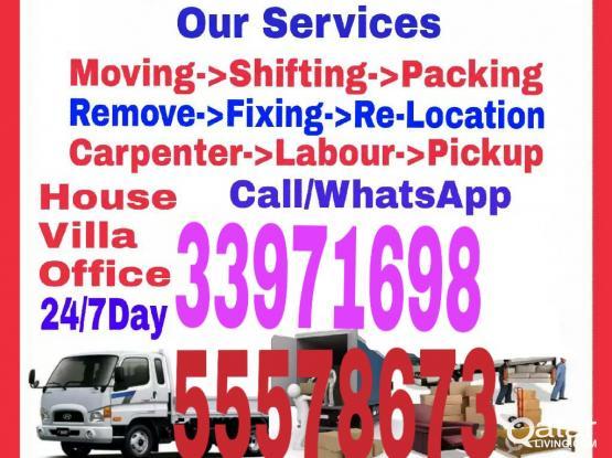 Sir & MadamWe'r do home, villa office moving