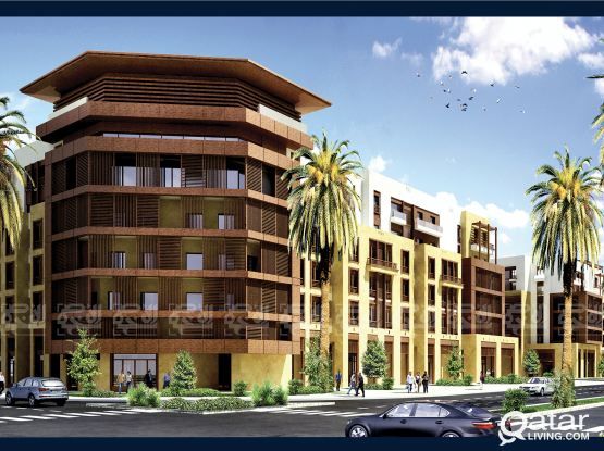 Luxurious 2-Bedroom Apartment In Lusail (AMR)