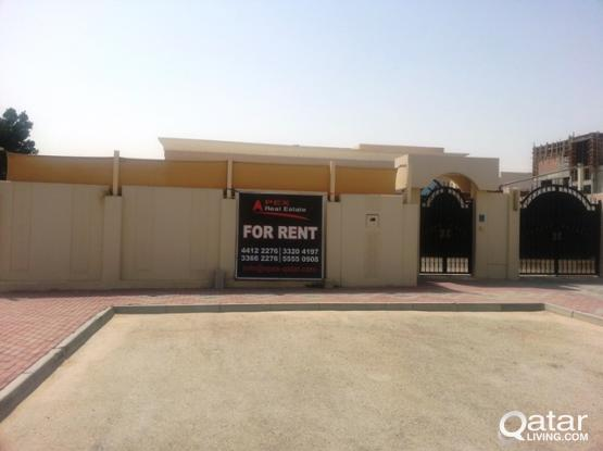 Stand Alone Villa for rent In Dafna Area