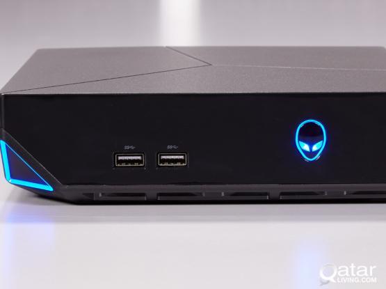 Alienware Alpha upgraded