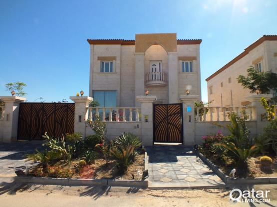 Luxury Stand Alone Villa For Rent In Duhail