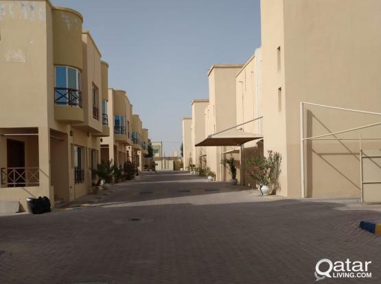 Beautiful Compound Villa For Rent in Gharrafa