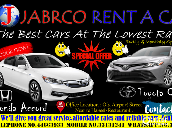 More More More discount Price For Nissan Altima.( Jabrco Rent A Car) .!!Call Us Now :- 44663933/33131241