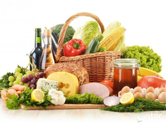 FOODSTUFF ( RICE, OIL, VEGETABLES, SUGAR DRY GOODS......) NEEDED