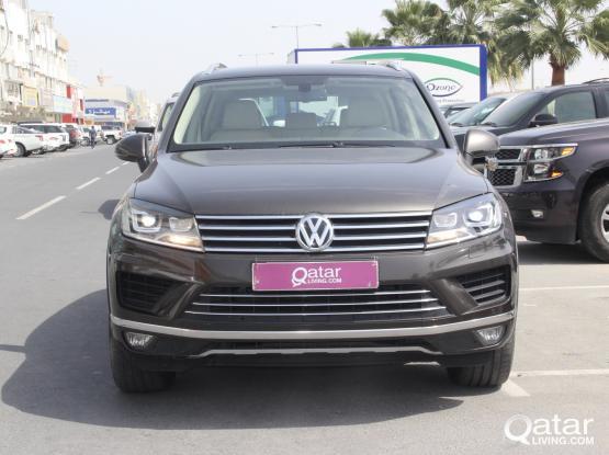 Volkswagen Touareg Standard 2016