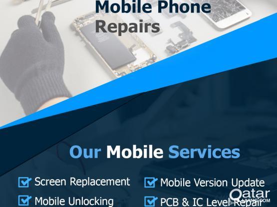 CALL US FOR MOBILE PHONES & LAPTOPS REPAIRS