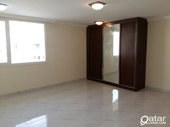 No Commission Neat n Clean Spacious Studio for Rent for Families & Ladies Only.