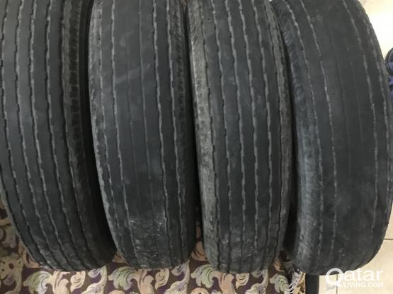 Tyre for sal