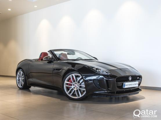Jaguar F-Type S 2014