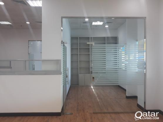 250 Sqm Excellent Partitioned Office at C Ring Road