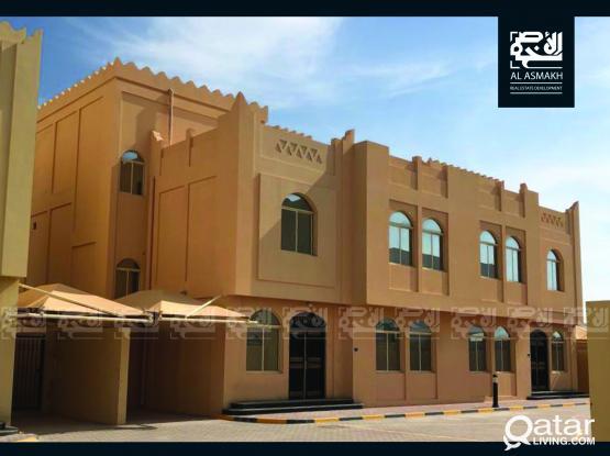 Unfurnished 6-BDR Villa In Umm Abirieh (10VUA-T)