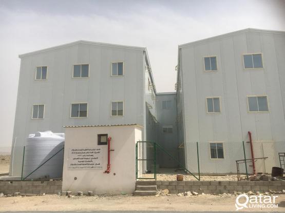 Huge Labor Camp in Um Salal for Rent