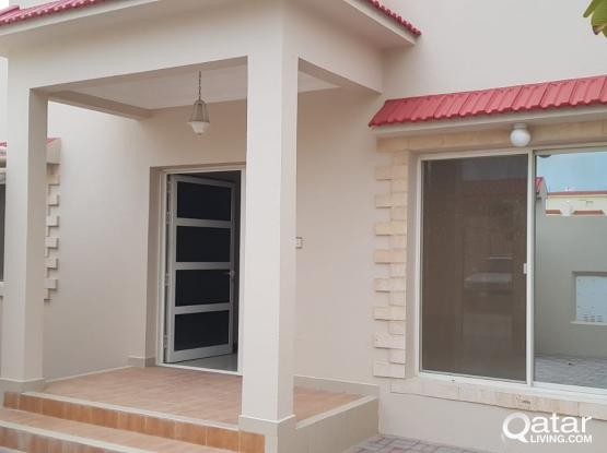 Very spacious Single story 3 bed rooms satnd alone villa