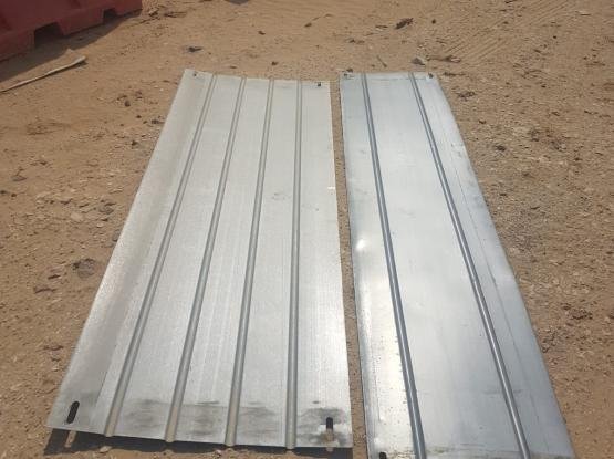 Steel Sheets Used for Sale Good Condition for Fencing