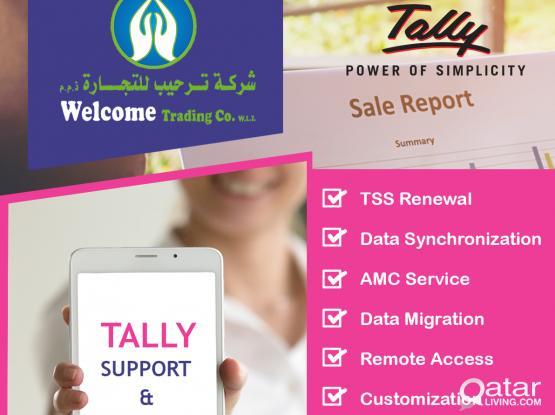 Tally dealer qatar