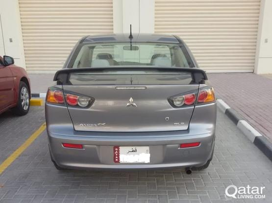 Mitsubishi Lancer EX 2016