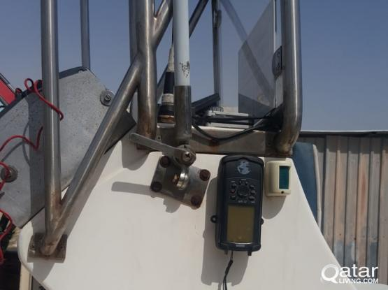 21ft fishing boat for sale, many extras!!!!