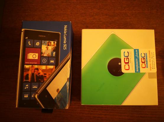 Nokia lumia 925 plus lumia 835
