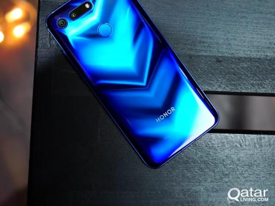 Honor View 20 New 48MP Cam Full screen