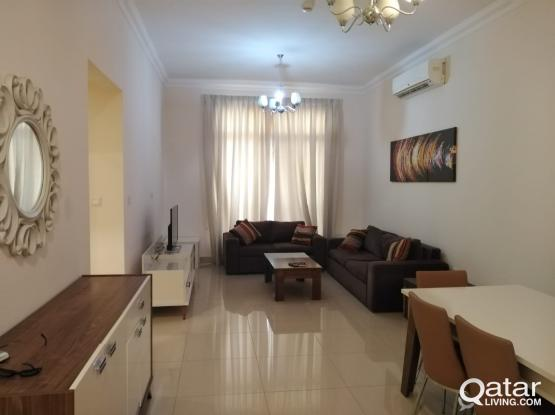 LUXURIOUS 2 BEDROOM FURNISHED APARTMENT + ONE MONTH FREE IN OLD AIRPORT
