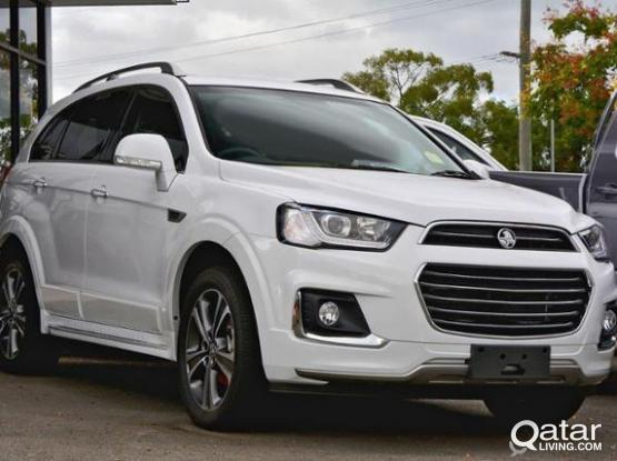 Chevrolet Captiva 2016/Model @2600 Per Month For Rent : 44152020/30177928(WhatsApp)