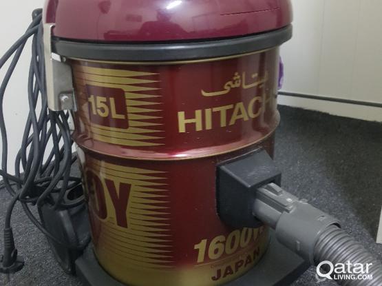hitachi vaccum cleaner 1600w japan
