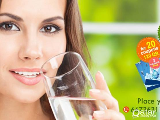 sayhan water  have more promotions going on No bottle charge.reffer us & earm more .