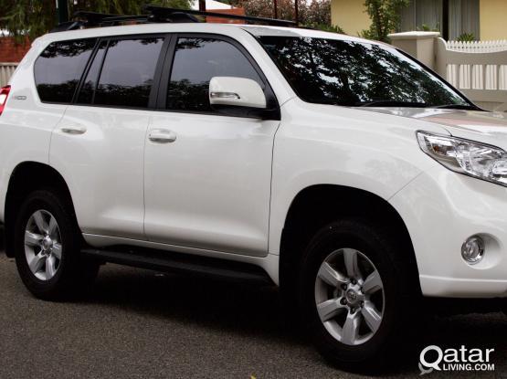 Toyota Prado 2016 Model For Rent : 44152020/30177928(WhatsApp)