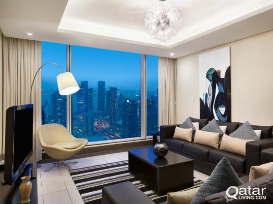 Two Bedroom Luxury Apartments in West Bay