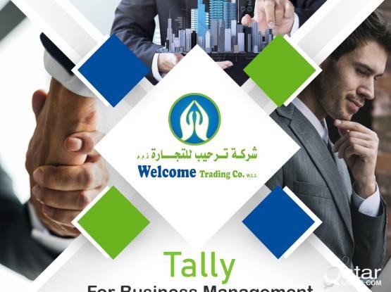 Tally distributor Qatar
