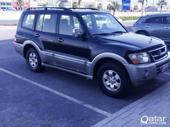Mitsubishi Pajero GLS 2005