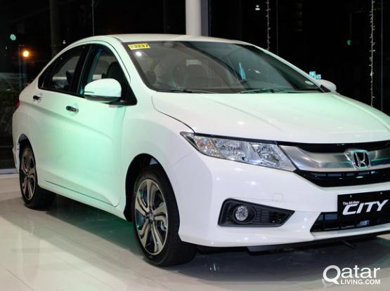 Honda city 2017 model car for rent - call me : 50309511