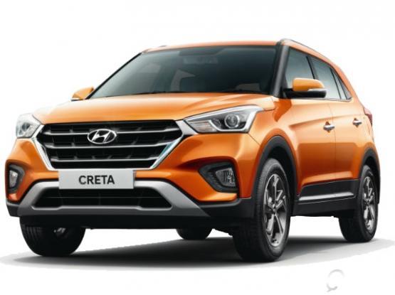 Hyundai Creta 2200/- Per Month For Rent : 44152020/30177928(WhatApp)