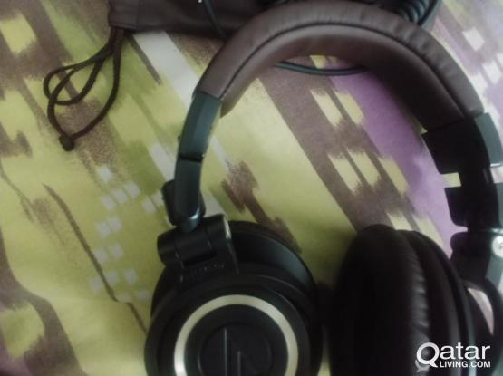 Audio Technica M50x limited edition