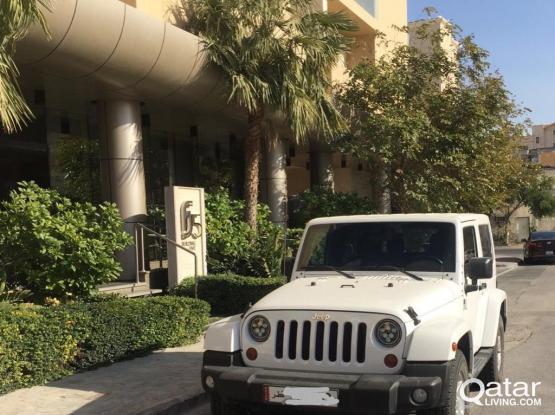 Jeep Wrangler Sahara 2011