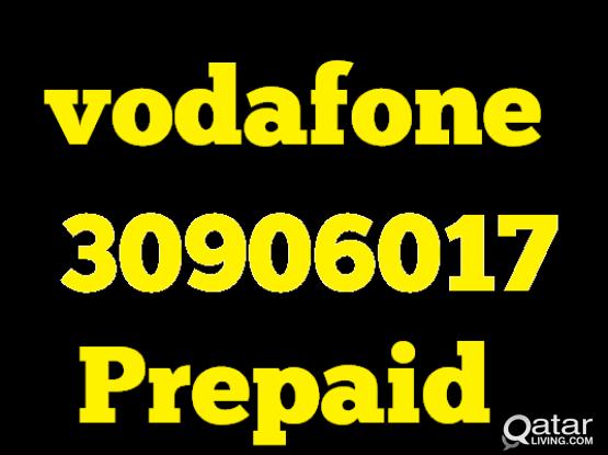 Fancy Vodafone prepaid number