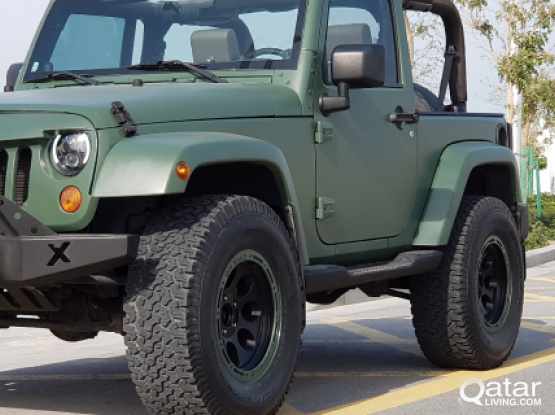 Jeep Wrangler Standard 2007