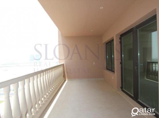 3 Bedrooms apartment for rent in Pearl