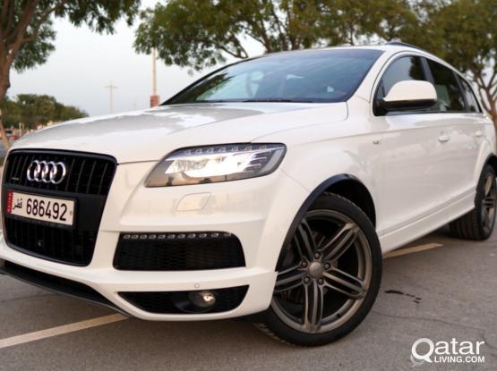 Audi Q7 4.0 TFSI 2015