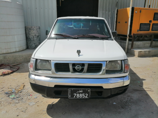 Nissan Pickup 1998